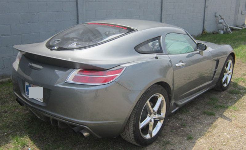 The All Weather Hardtop That We Have Designed And Built For Saturn Sky Allows You To Enjoy Car On Street As Well Track Days In Kinds